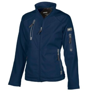 chaqueta mujer newport en azul marino