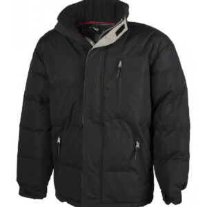 chaqueta doodoon negra