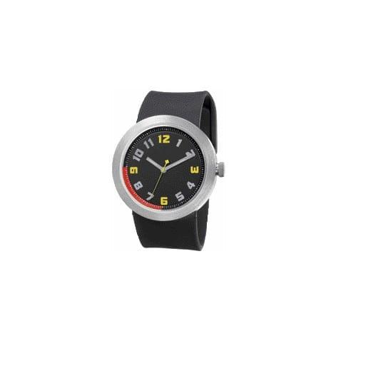 reloj negro grande