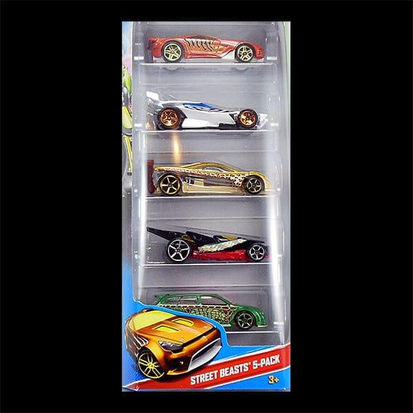 Pack de coches Hot Wheels