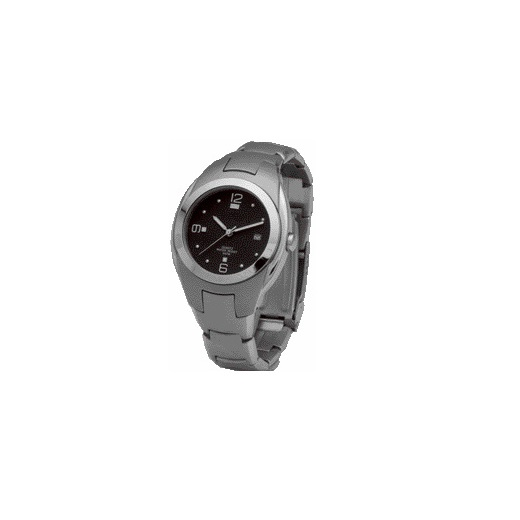 reloj de señora en gris y negro