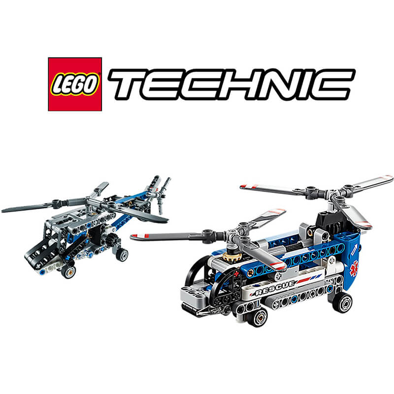 Helicóptero Technic