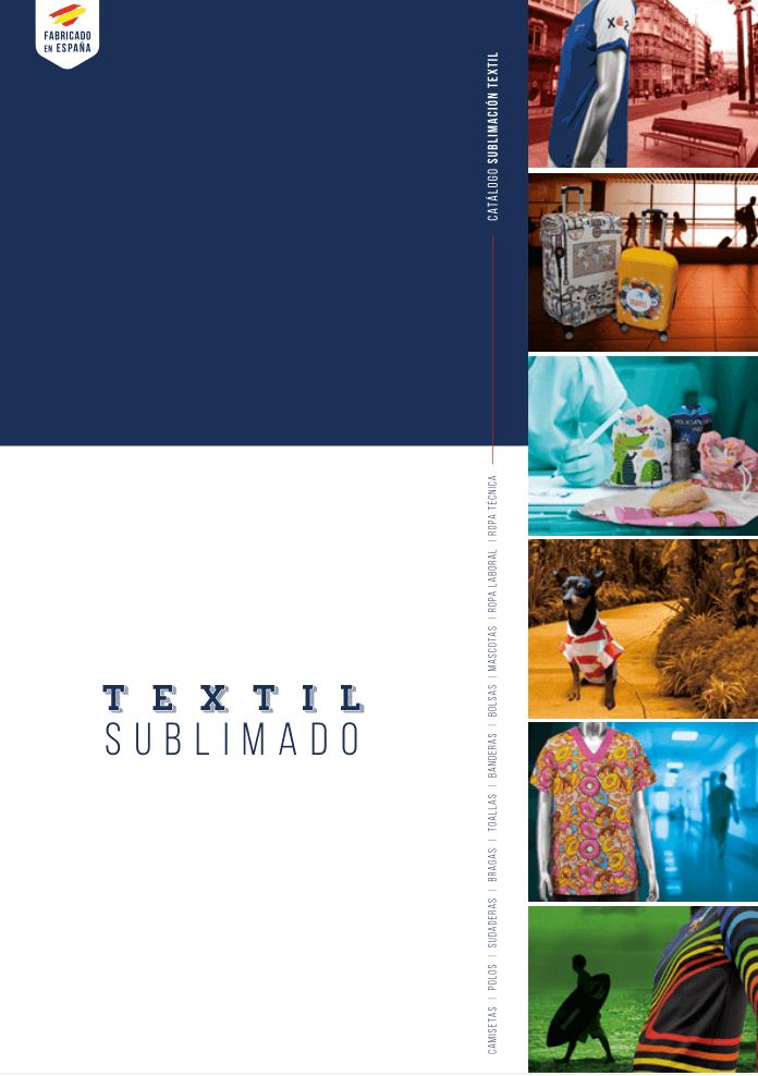 Catálogo de Diseños personalizables ropa de deporte y mascarillas